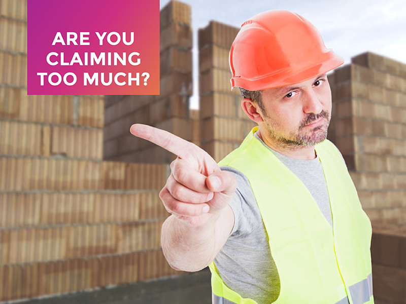 Tradies – Are you over claiming & putting yourself at risk? Tax deductions for construction workers explained…